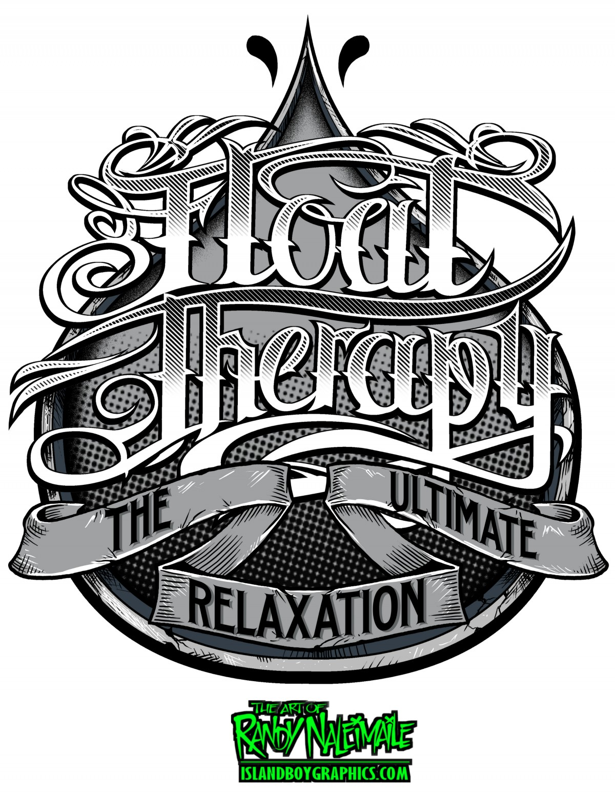 float_therapy_tshirt_design
