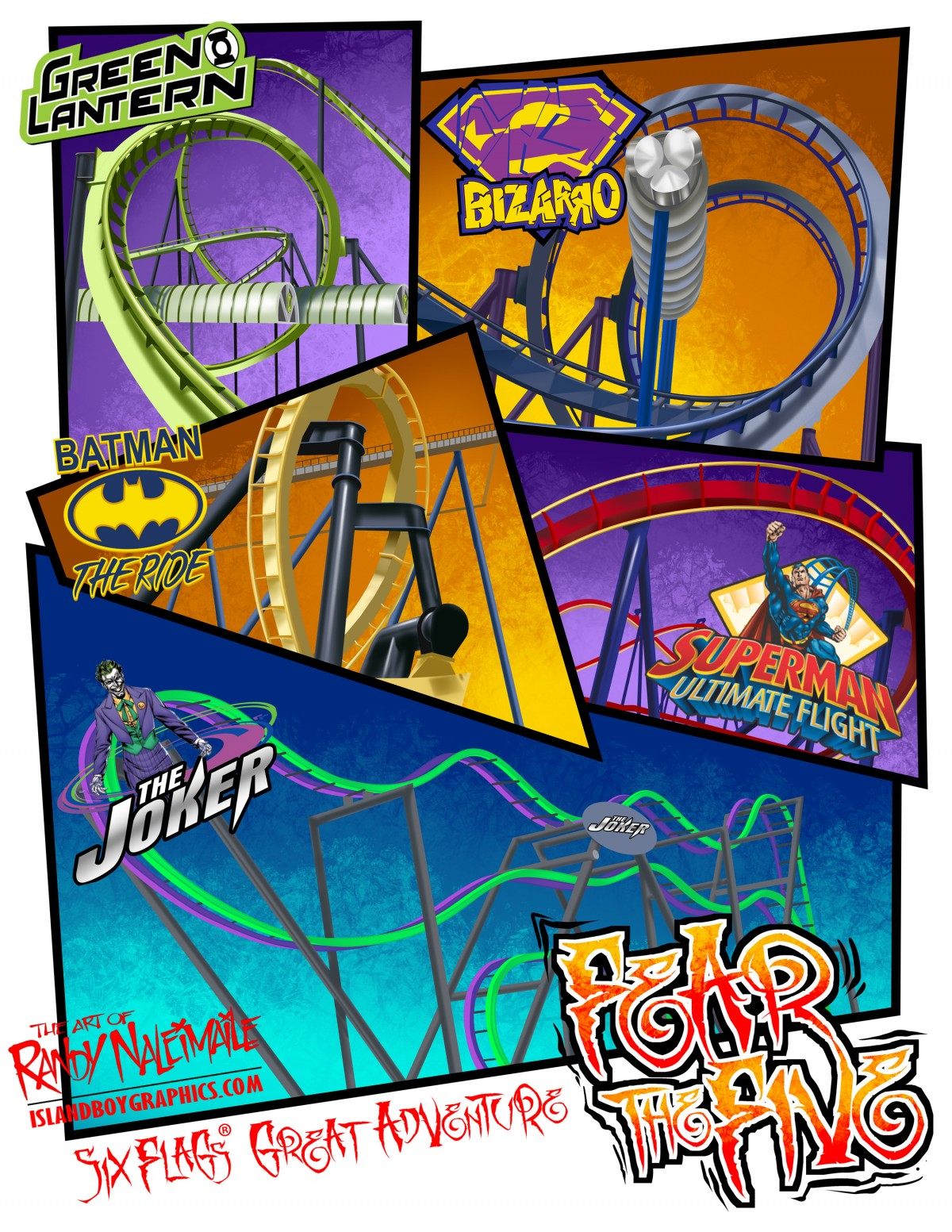 six_flags_great_adventure_fear_the_five
